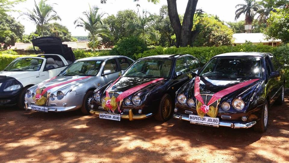 Ride classic cars on your Big day with Wedding Car Hire Uganda