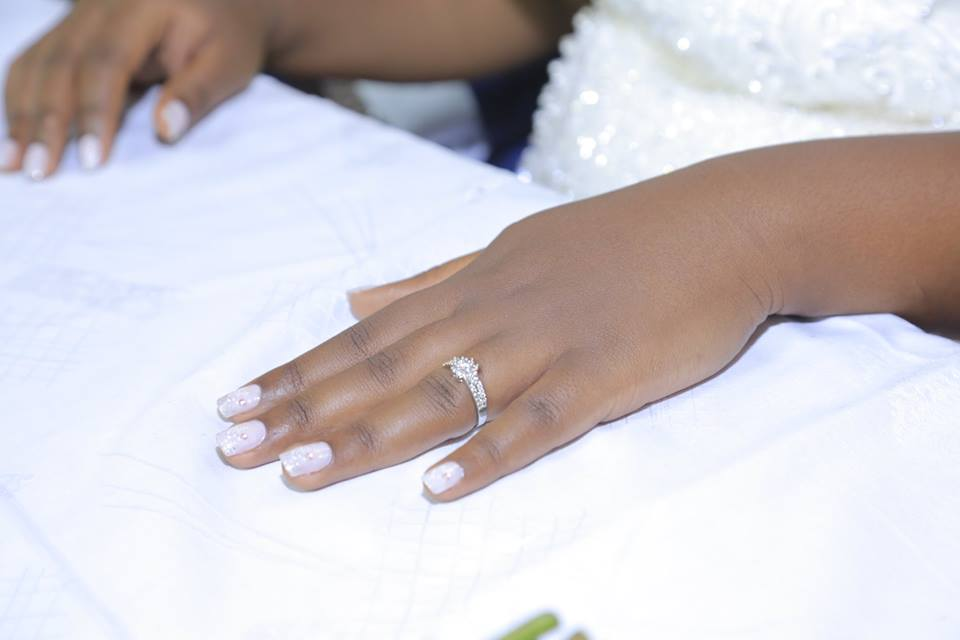 Simple details of wedding photography captured by Ksan Events