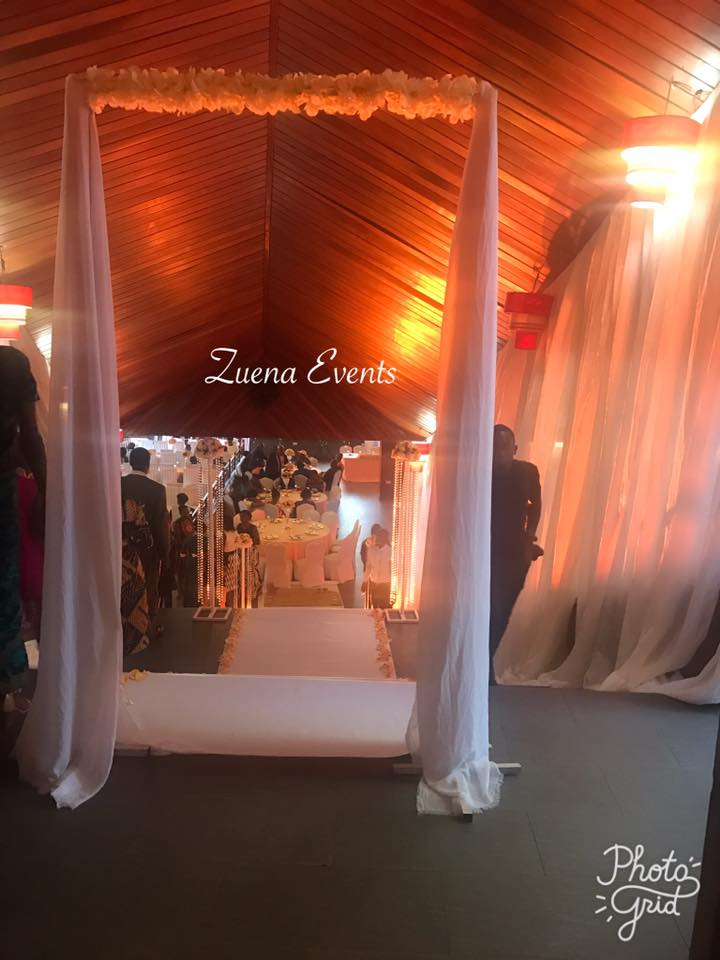 Arirang wedding decor by us