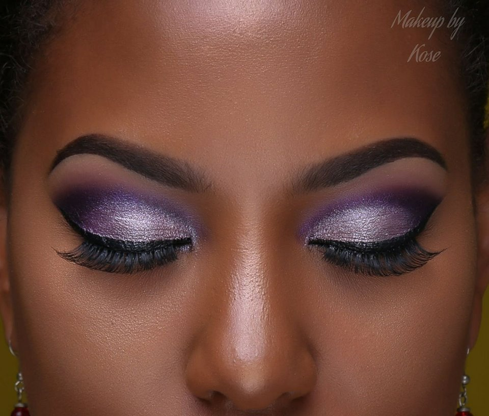 Eye shadow and Liners Make up by Eva Kose Artistry