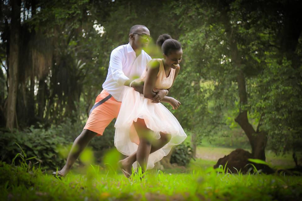 Eric Ntalo and Gloria Ashabahebwa Pre-wedding shoot covered by L.Joe Films
