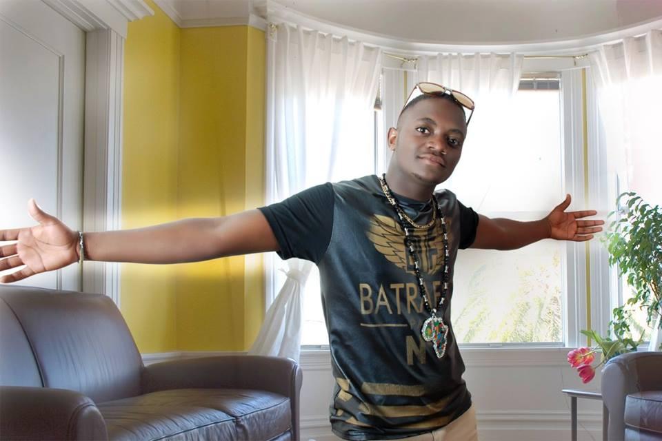 David Tayebwa Tabzy, a lead vocalist of The Tabs Uganda