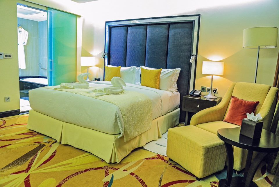 Pearl of Africa Hotel Facilities