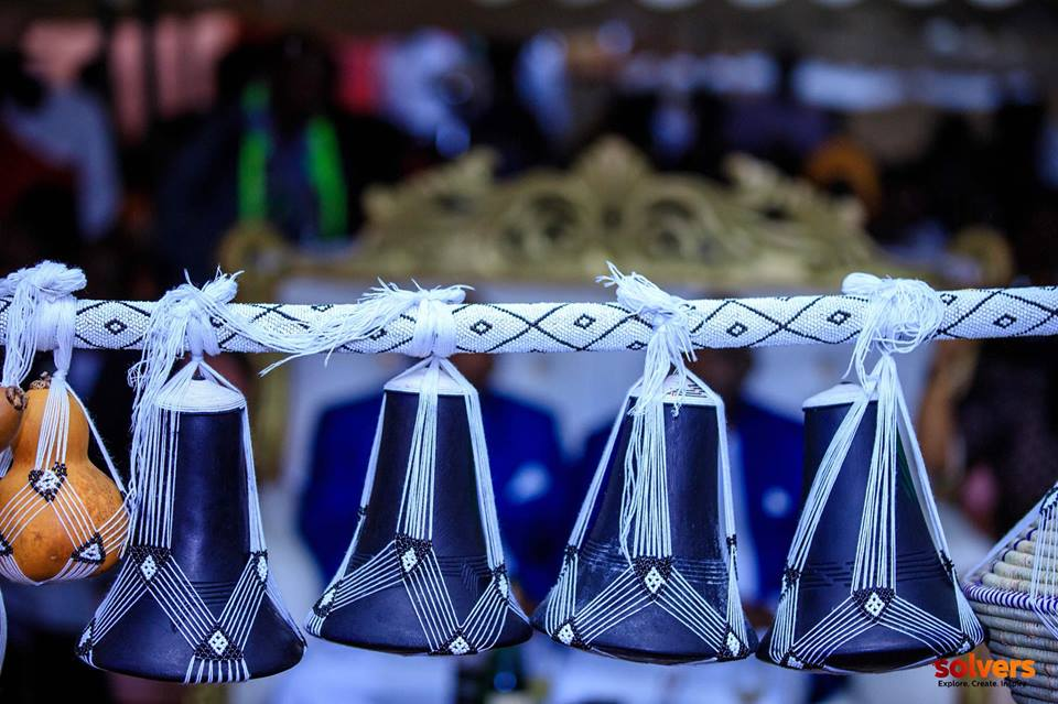 The Omugamba used at Kinyankore traditional weddings, photo by Solvers
