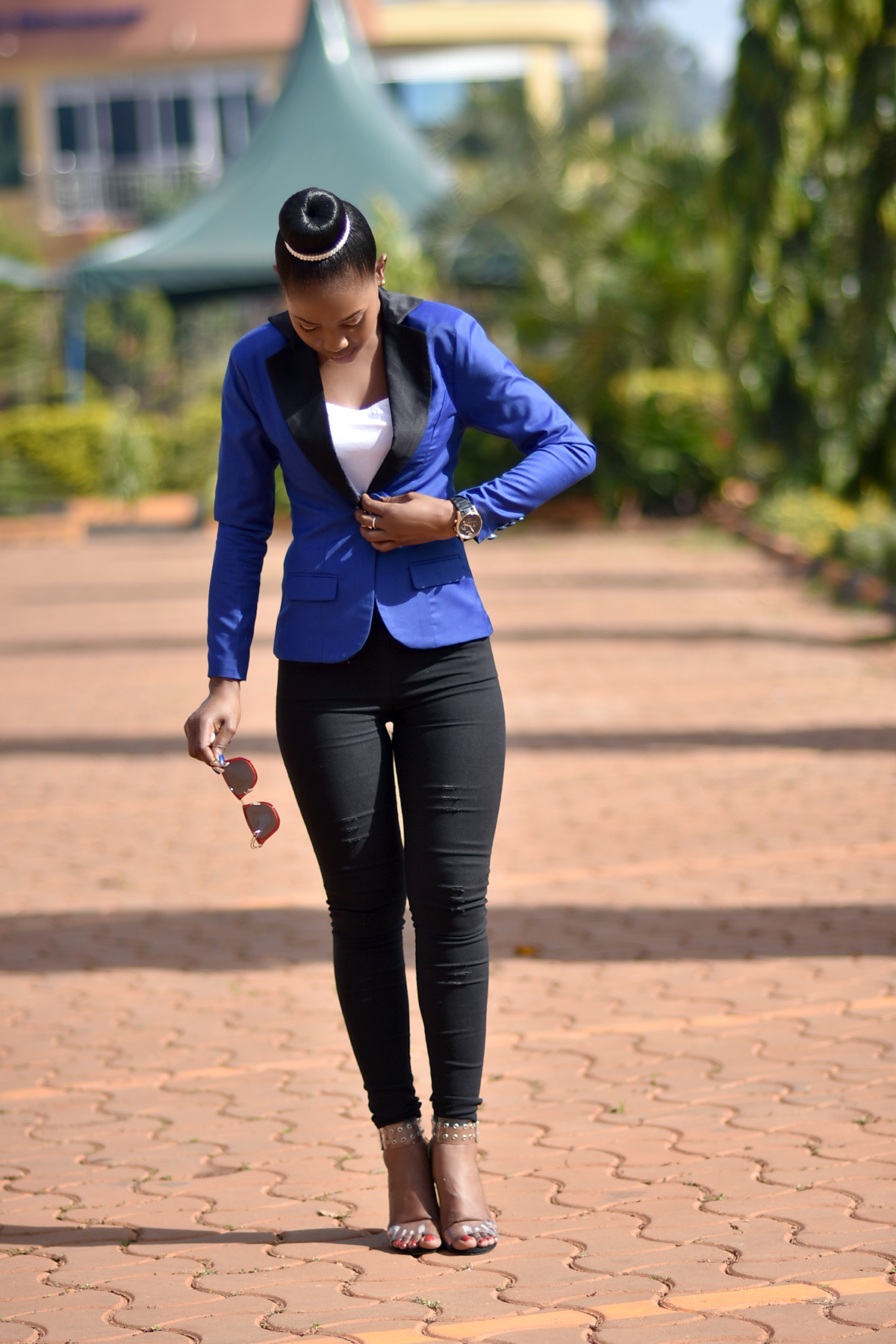 Fashion photography at Nican Resort in Entebbe by Mozart Pictures