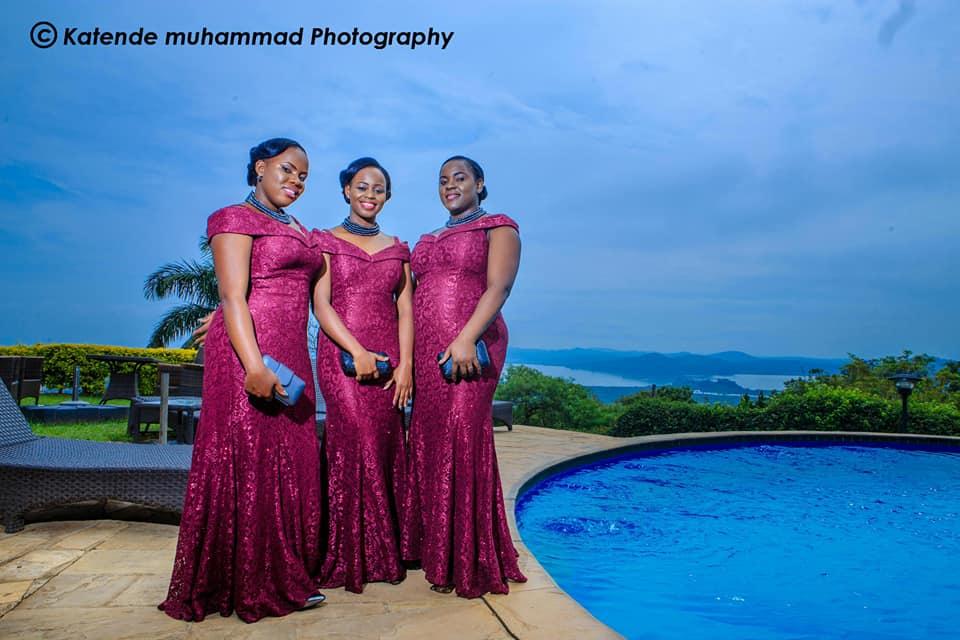Robinson and Vivian's Bridemaids