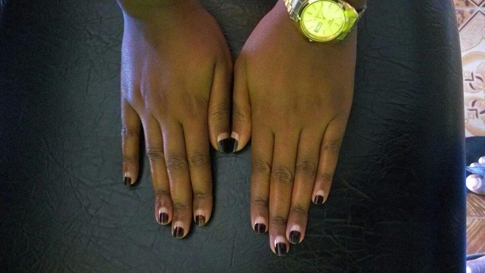 Pedicure & Manicure Services Uzuri Health and Beauty