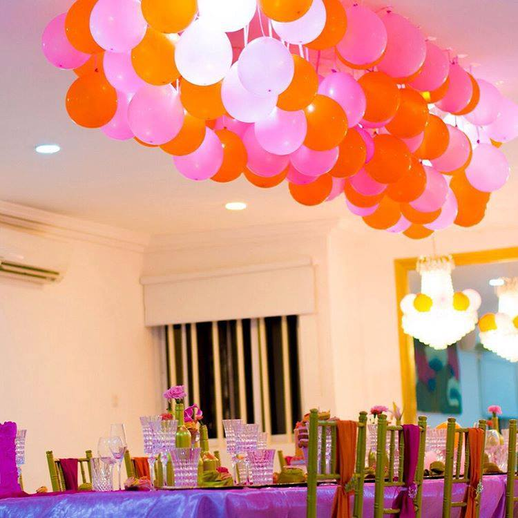 Dinner Decoration by My Event Planner