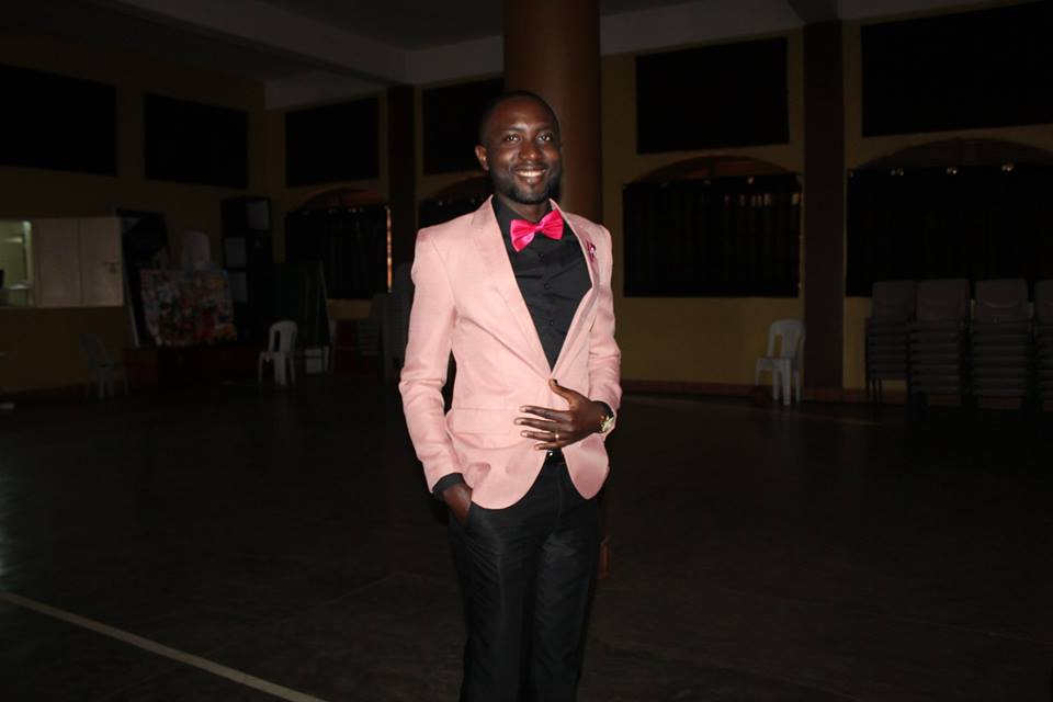 "I was honored to be the emcee at ""Suubi At Dusk"", a fundraising dinner organized by Teen Challenge Uganda"