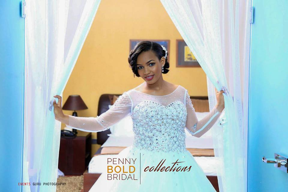 Penny Bold Bridal Collections cute weddings gown for hire