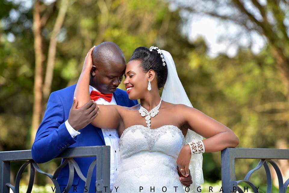 Jhosiah weds Sylvia, shots powered by Varsity Digital WORLD