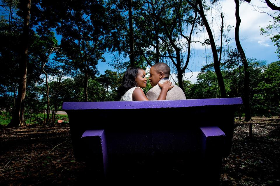 Gerald and Pister at their Pre-wedding photo shoot with Dynamic Wedding Photography