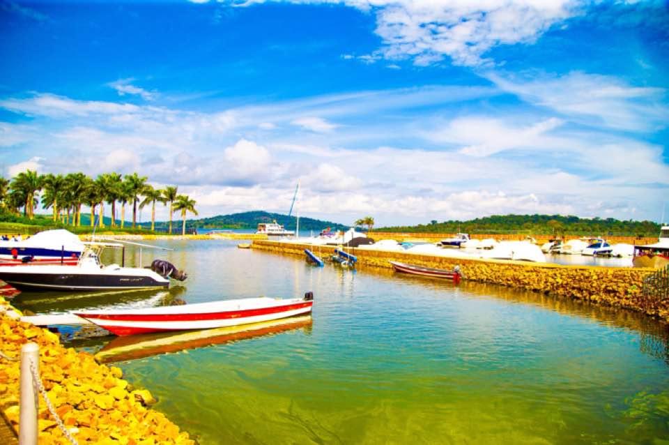 Refreshing Marina site at Speke Resort Munyonyo.