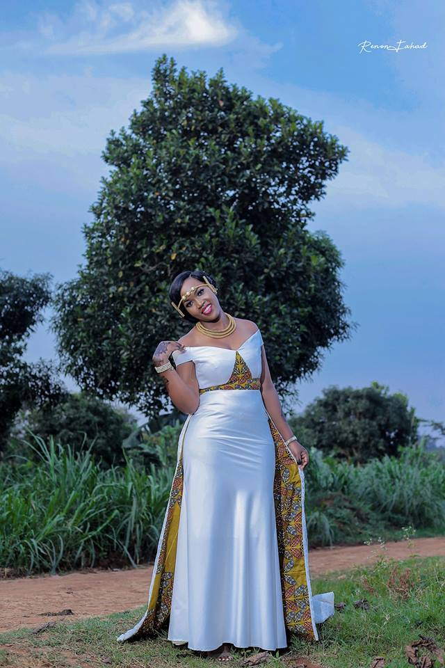 Custom Bridal Wear Shot By Renon Fahad Photography Uganda