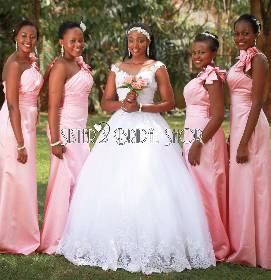 Sisters or best friends, bridesmaids will shine the spotlight on the bride and look fabulous in photos.