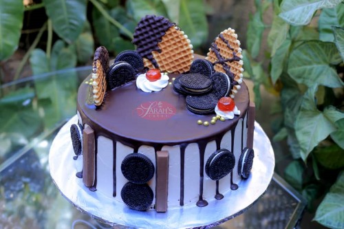 Chocolate Cake by Sarahs Cakes