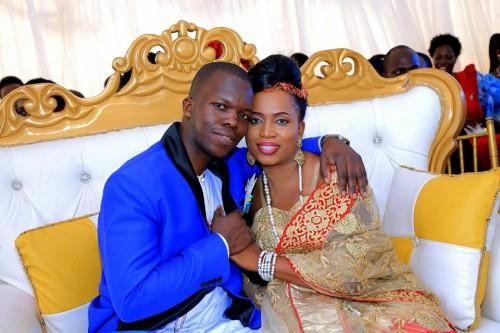Diana's Kwanjula in Masindi
