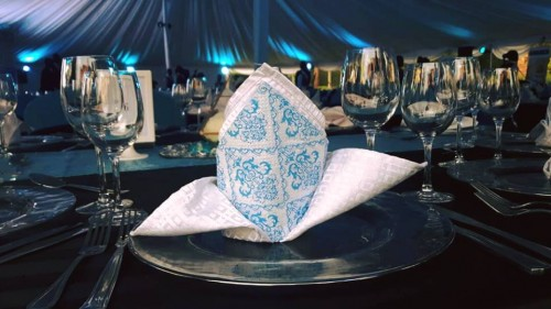 Corporate Fundraiser Decor By Viable Options