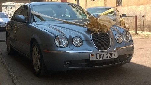 Wedding Cars for Hire Kampala Uganda
