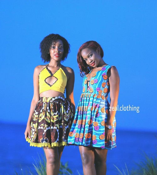 Beautiful short outfits by Zeal Clothing