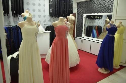 Bridesmaids attire at Kushona