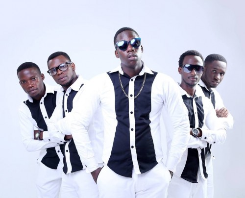 Ugandan music band of the Cape Brothers