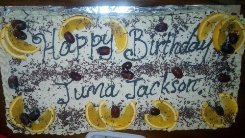 Juma -Kanyonyi cakes
