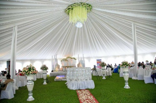 Omari & Solome Wedding Decor