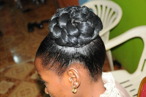 Uzuri Health and Beauty Hair makeover