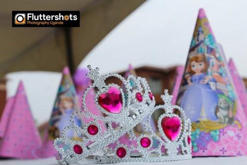 Kids' tiara's, shots by Fluttershots Photography Uganda