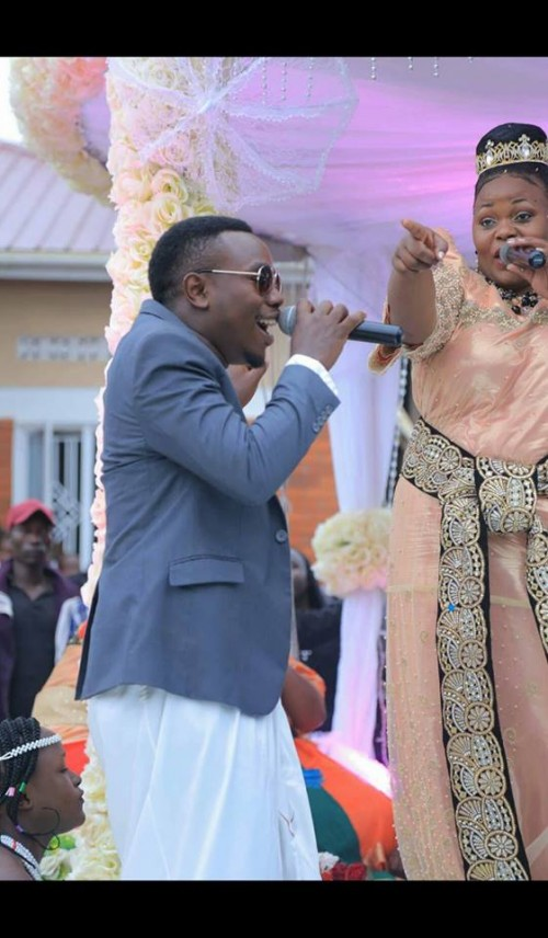 Lyto Boss Performs at Catherine Kusasira Introduction