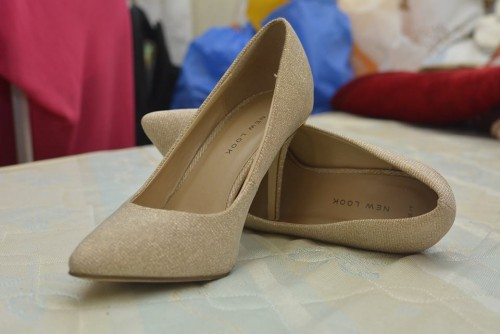 Come get Bridal Shoes From Kushona