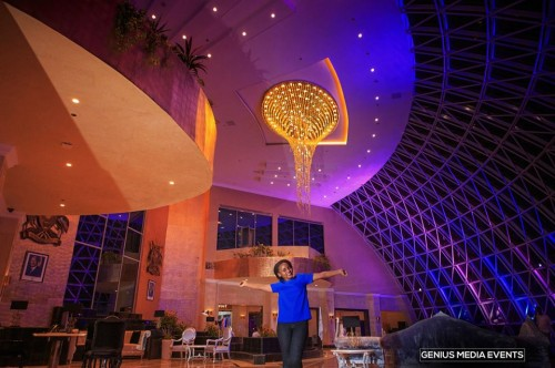 Personal Photoshoot at Pearl of Africa Hotel