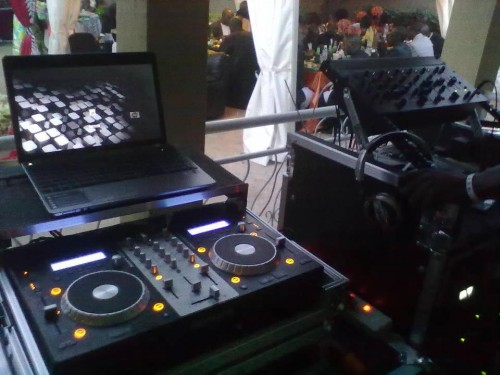 Music time-tables from Blaze Events