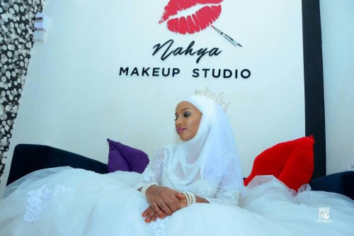Bridal Makeup by Nahya Makeup Studio