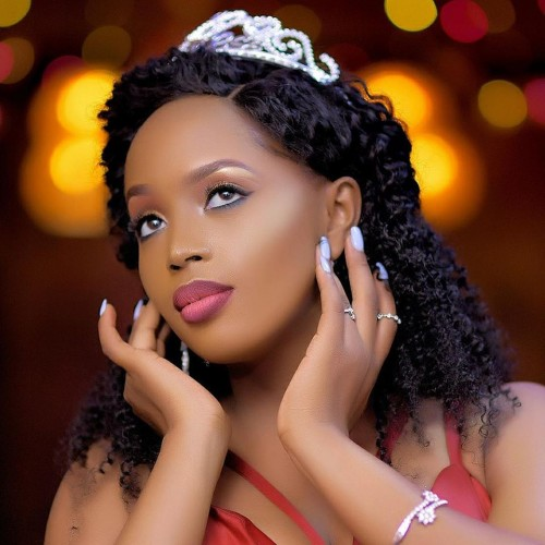 Luswata Samie's birthday glam by Nahya Makeup