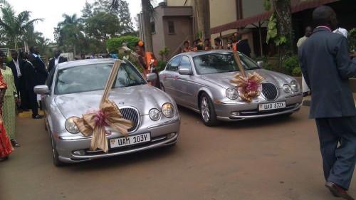 Bridal cars