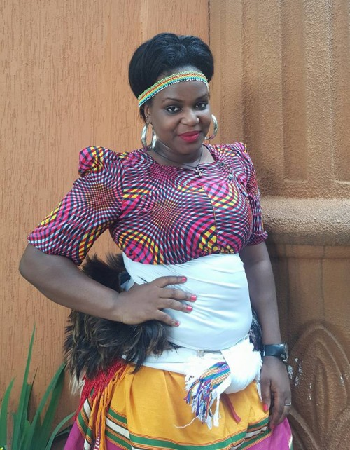 Bukedde TV's Flavia Namulindwa, The Dance N' Beats Cultural Troupe