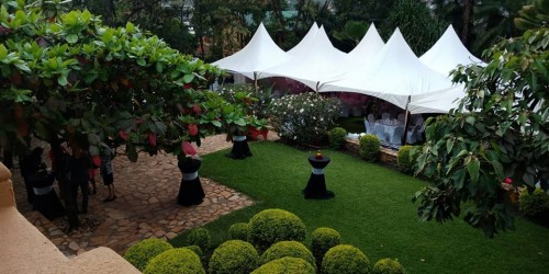 Emin Pasha Hotel Wedding Venue
