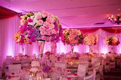 Beautiful wedding decorations, Gerry Wedding Planners