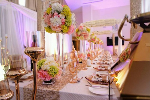 Classic decor by Evannah Wedding & Events Specialists