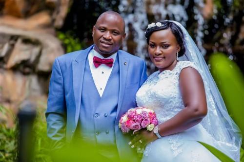 Boaz weds Rosette
