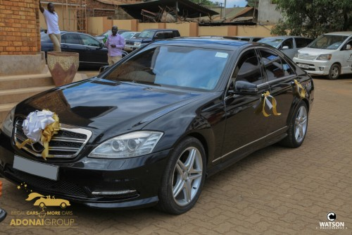 The Mercedes Benz S-Class from Adonai Group