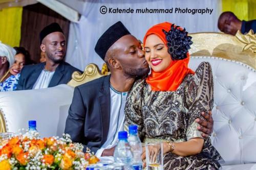 Sadat Sebagala and Jena's Kwanjula Photos