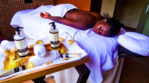 Get rid of this week's stress with a SPA treatment from our wellness center
