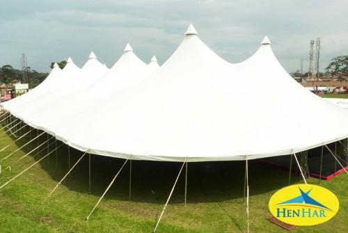 A tent from Henhar Service