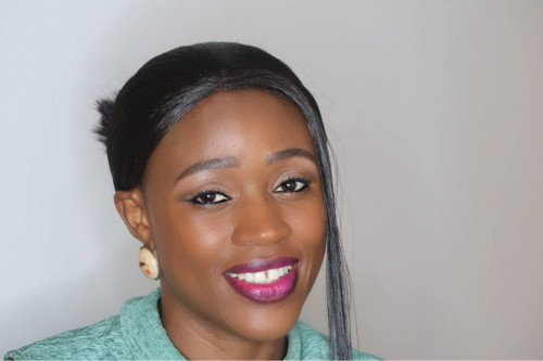 Simple makeup for a Kukyala bride by Glamqueen Makeup Studio