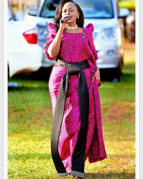 Rema Namakula Performs at an Introduction