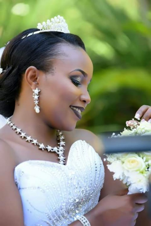 Bride shots powered by Ksan Events