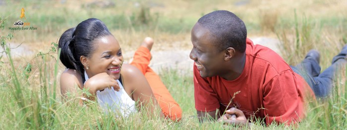 Fred and Olivia at their pre-wedding photo shoot powered by Agapix Photography